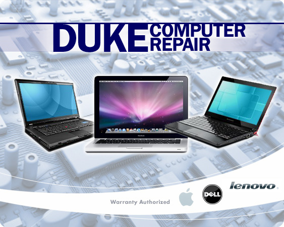 Welcome to duke university computer repair