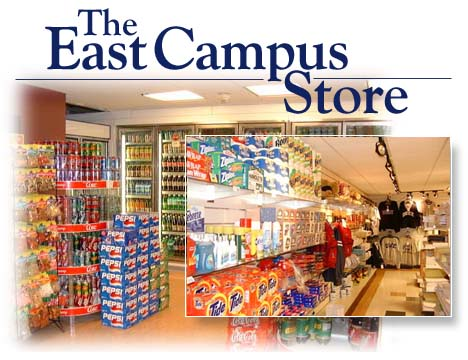 the East Campus Store.