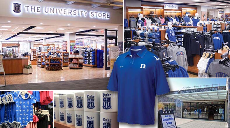 ae98658232f Duke University Stores - The University Store